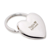 28059 - Engraved Heart Key Chain, Gift Box Included - thumbnail