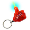 "31391 - ""Thumbs Up"" Key Chain with LED Light, Officially Licensed - thumbnail"