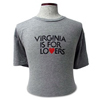 V36860 - Distressed Retro Logo T-Shirt, Heather Gray - thumbnail