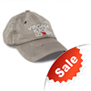 36686 - Hat, Dark Khaki, Retro - thumbnail