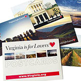 54326 - Postcard Pack, Selection of 5 Different Designs - thumbnail