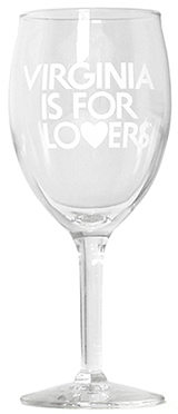 24115 - Wine Lovers Glass, Mailer Box Included - thumbnail