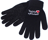 31142 - Touch Screen Gloves, Black - thumbnail