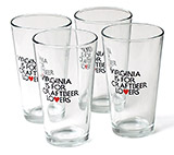 116992 - 16oz Pint Glass, Set of 4 - thumbnail