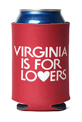 19260 - ECO Koozie&#174 Collapsible Can Cooler, Red - thumbnail