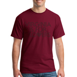 V18350 - T-Shirt, Cardinal Red - thumbnail