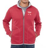 VA127805 - Mountain Lovers Mens Knit Jacket - thumbnail