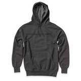 VA117153 - Hooded Sweatshirt, Dark Charcoal - thumbnail