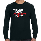VA164177 - Craft Beer Lovers Long Sleeve T-Shirt - thumbnail