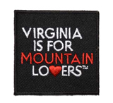 127812 - Mountain Lovers Patch, 2' - thumbnail