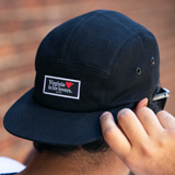 Virginia is for Lovers 50 Years of Love Camp hat