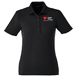 VA280941 - Womens Black Dade Polo, Virginia is for Learners - thumbnail