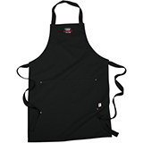 301651 - Cotton/Recycled Polyester Eco Apron, Restaurant Lovers - thumbnail