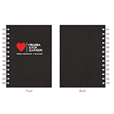 301763 - Black Spiral Notebook, Virginia is for Learners - thumbnail