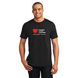 VA301766 - Black Eco T-shirt, Virginia is for Learners - thumbnail