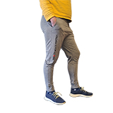 VA301779 - Men's Pewter Heather Adventure Joggers - thumbnail